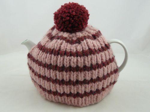 Easy Tea Cosy Knitting Pattern Super Chunky Tea Cosy ...
