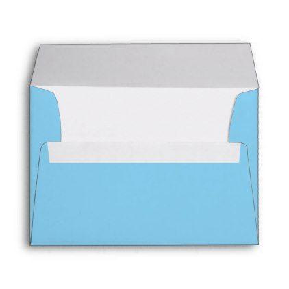 baby blue envelope blue envelopes