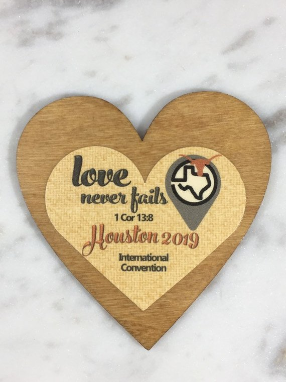 JW 2019 International Love Never Fails Convention <<HOUSTON