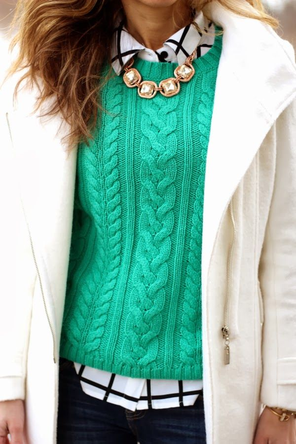 Lilly Style: white out