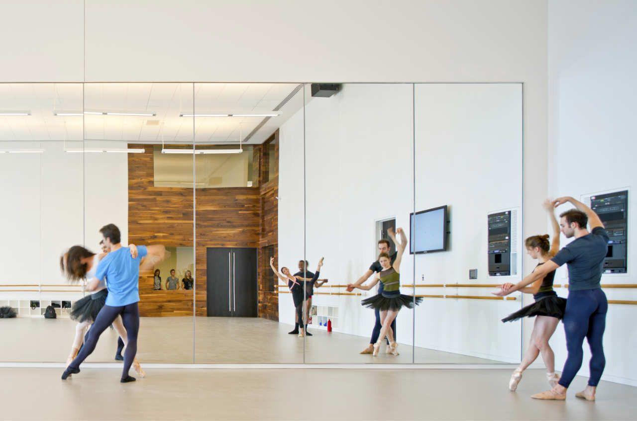 Gallery of houston ballet center for dance gensler 5 - Interior design schools in houston ...