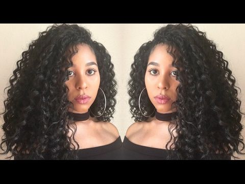 Maintenance Freetress Deep Twist Crochet Braids Youtube Braids