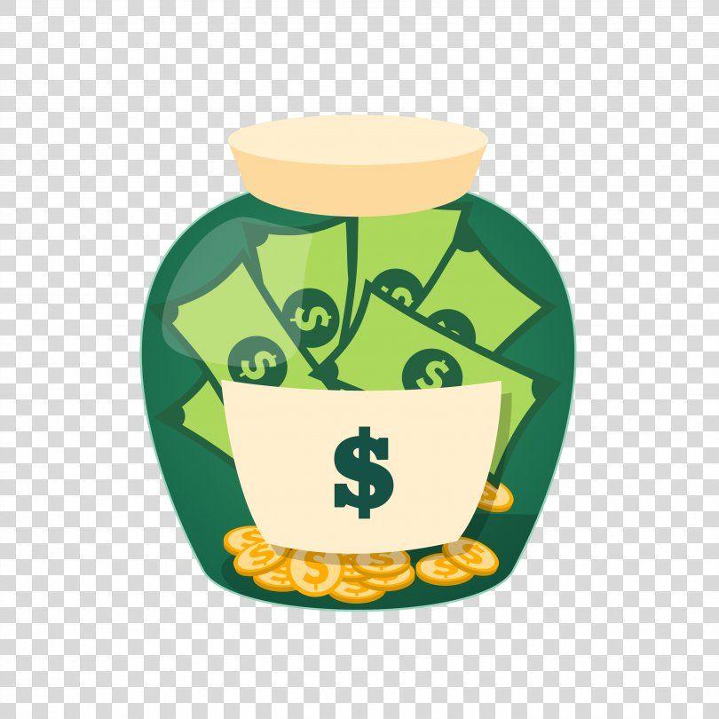 Money Jar Saving Clip Art Money Jar Png Money Bank Cartoon Coffee Cup Coin