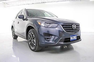 cool 2016 Mazda CX-5 Grand Touring Sport Utility 4-Door - For Sale View more at http://shipperscentral.com/wp/product/2016-mazda-cx-5-grand-touring-sport-utility-4-door-for-sale-2/