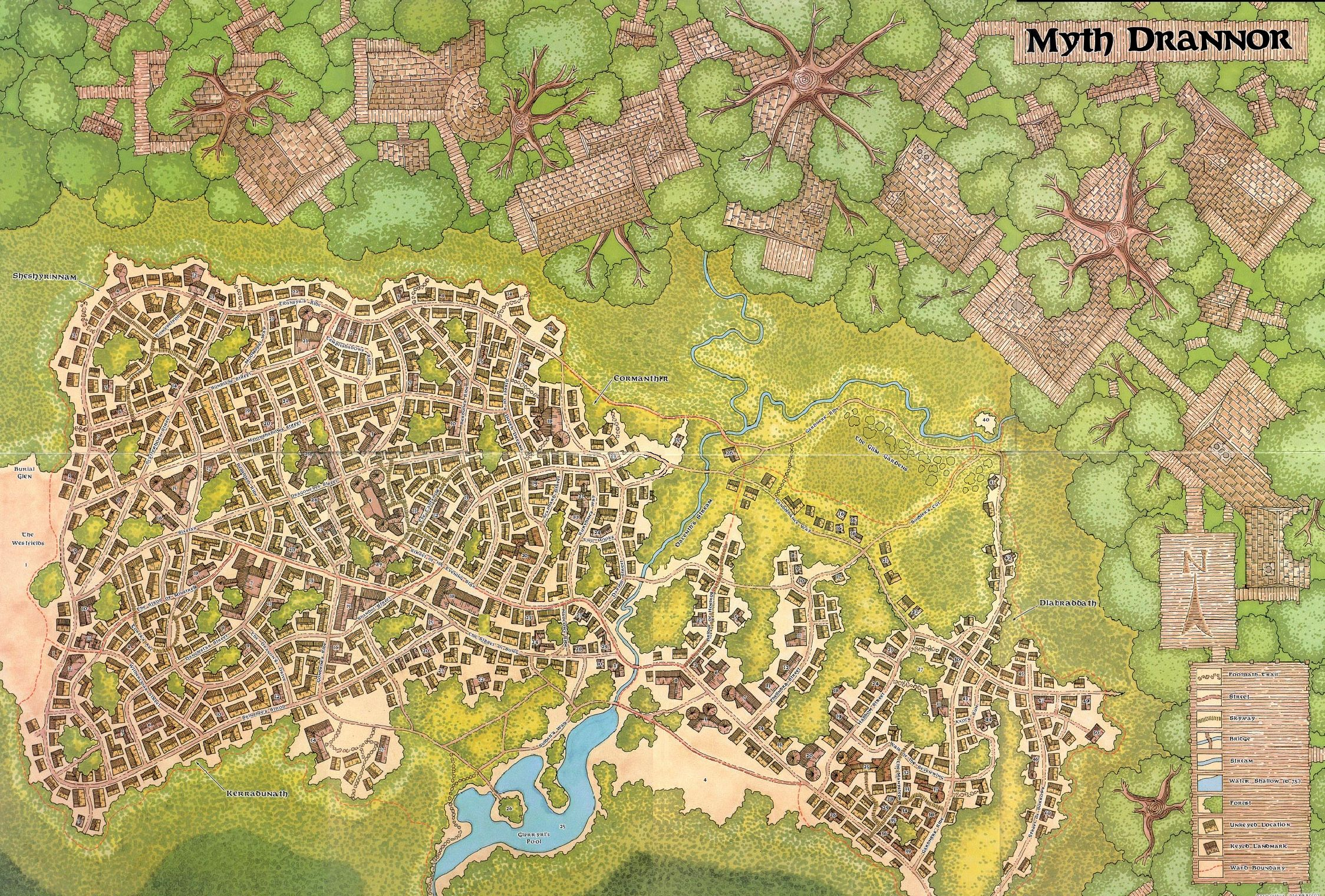 Pin by Josh Chaffin on Forgotten Realms   Fantasy city map
