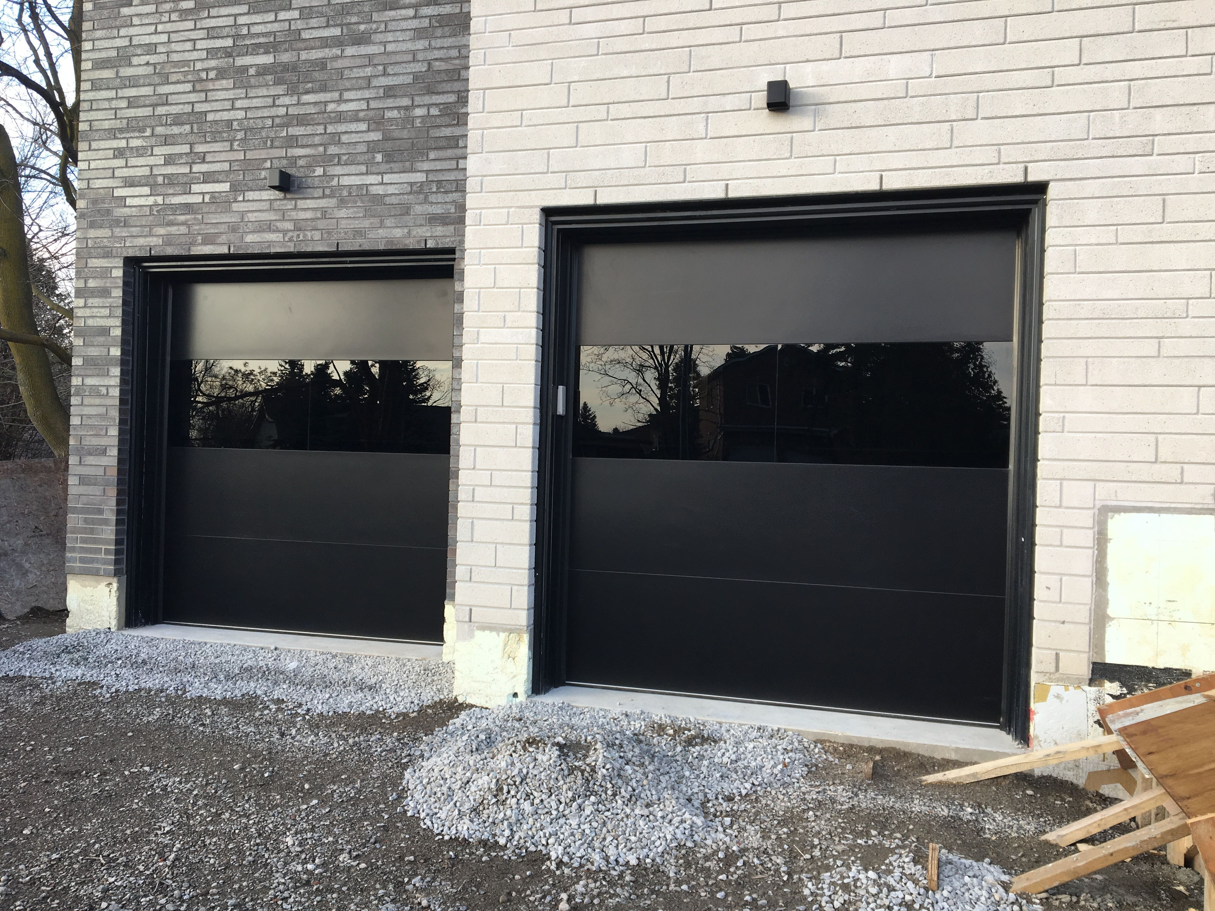 Carriage garage doors without windows  Centauri garage doors all smooth  Garage Doors  Pinterest  Garage