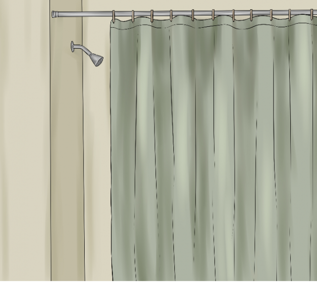 Shower Curtain With Suction Cups Best Ideas