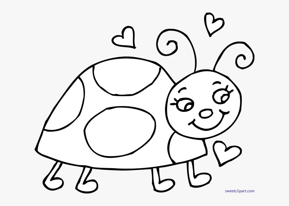 Download And Share Drawing Ladybug Color Page Printable Ladybug Coloring Page Cartoon Seach More Si In 2020 Bug Coloring Pages Ladybug Coloring Page Coloring Pages
