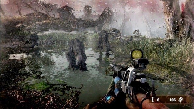 Metro Last Light Redux Is The Definitive Version Of Critically Acclaimed