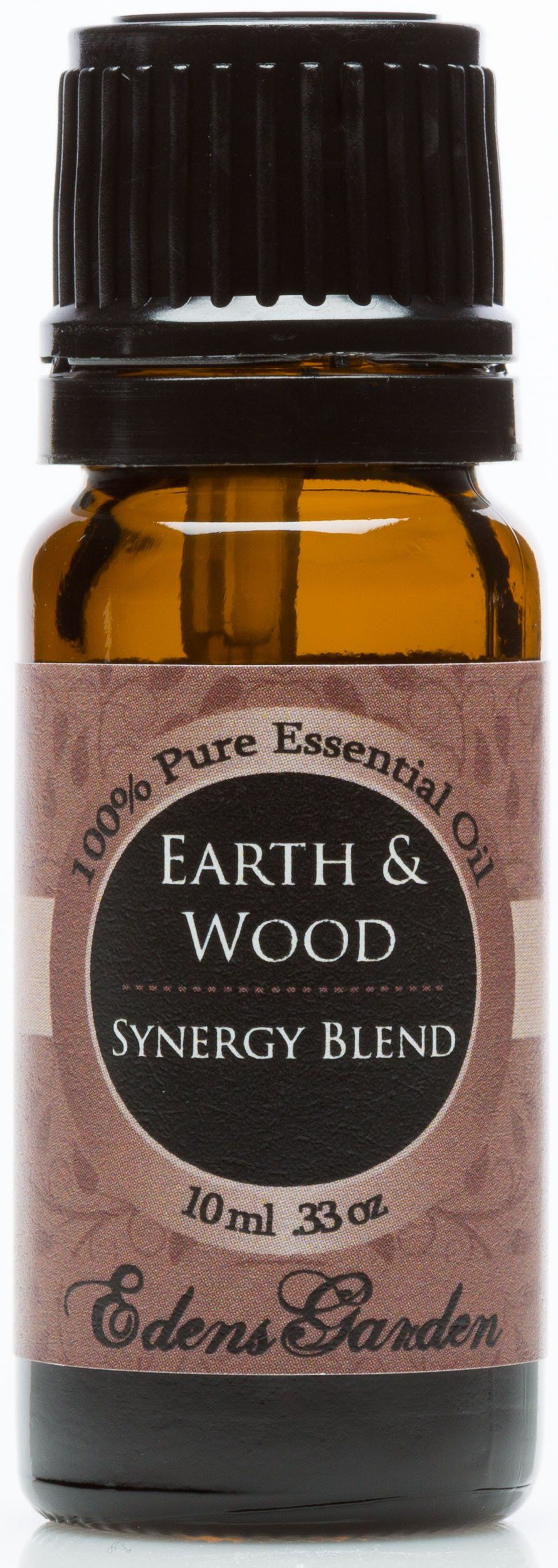 Earth & Wood Essential Oil Synergy Blend * Contains