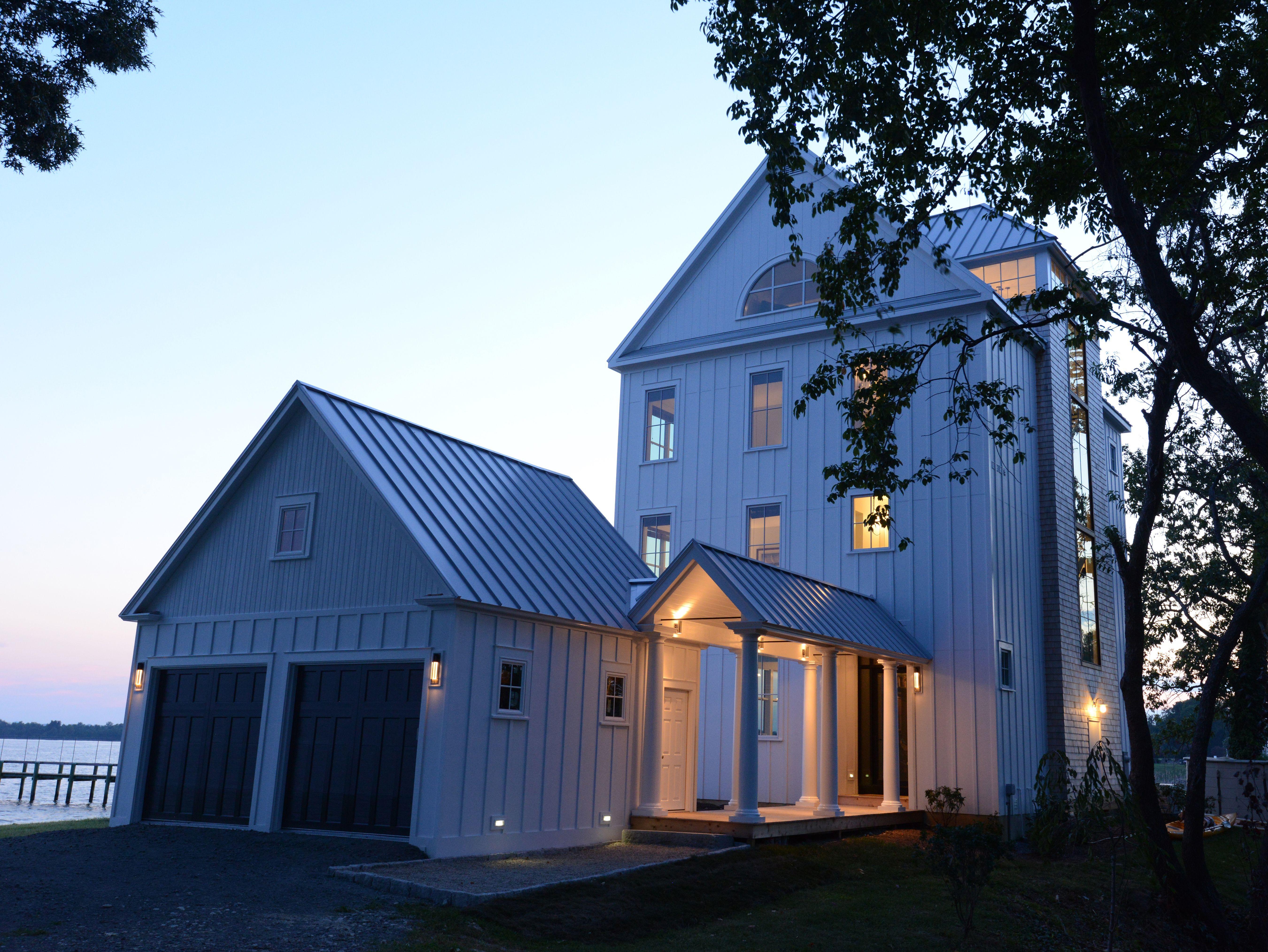 Tower House Hansen Architects