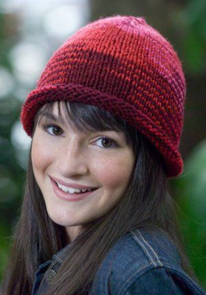 Knitted Brim Hat Brim Hat Patterns And Free Pattern