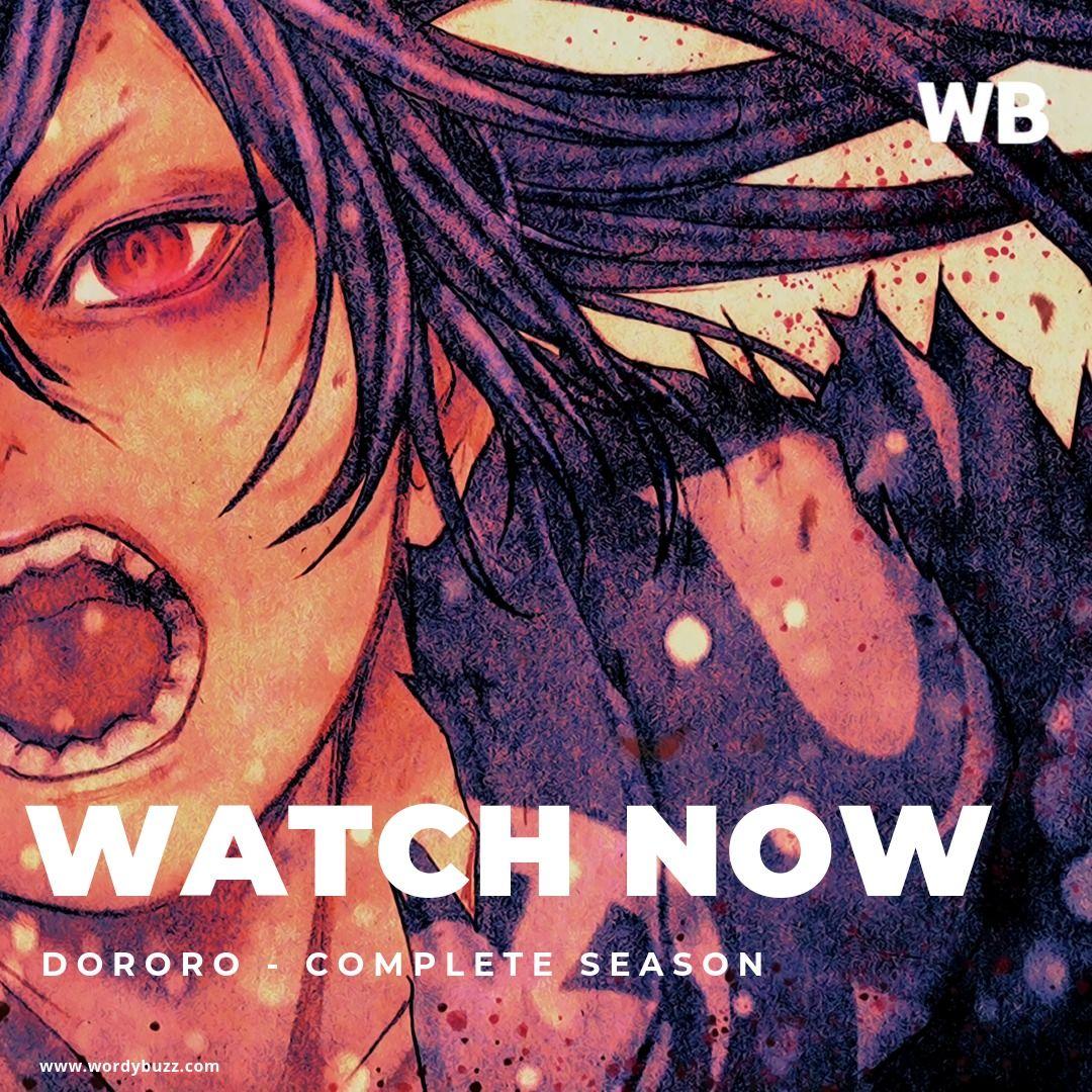 Dororo Anime Free anime online, Anime, Series online free