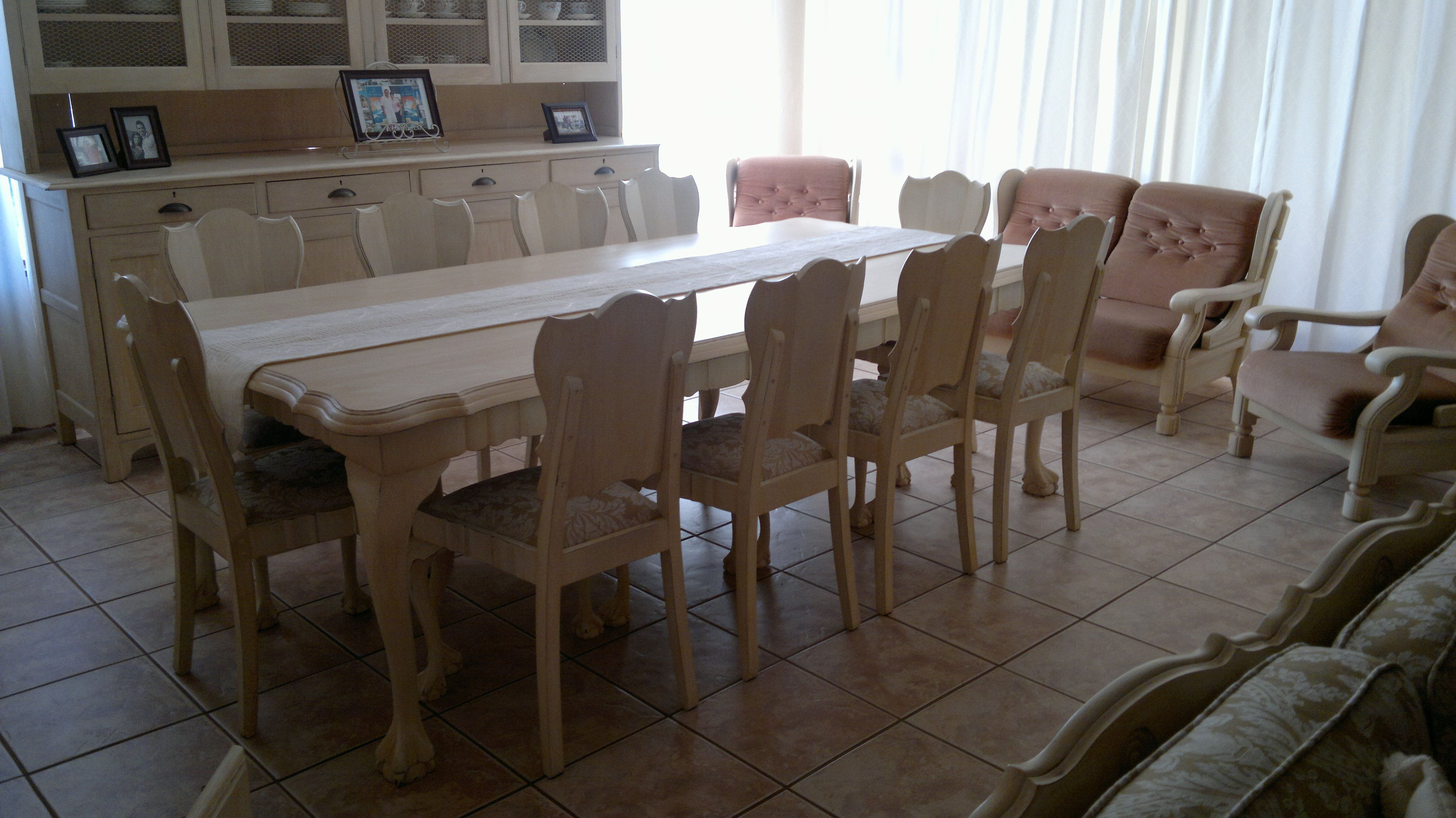 Old Imbuia And Yellow Wood Furniture Given A New Lease On Life