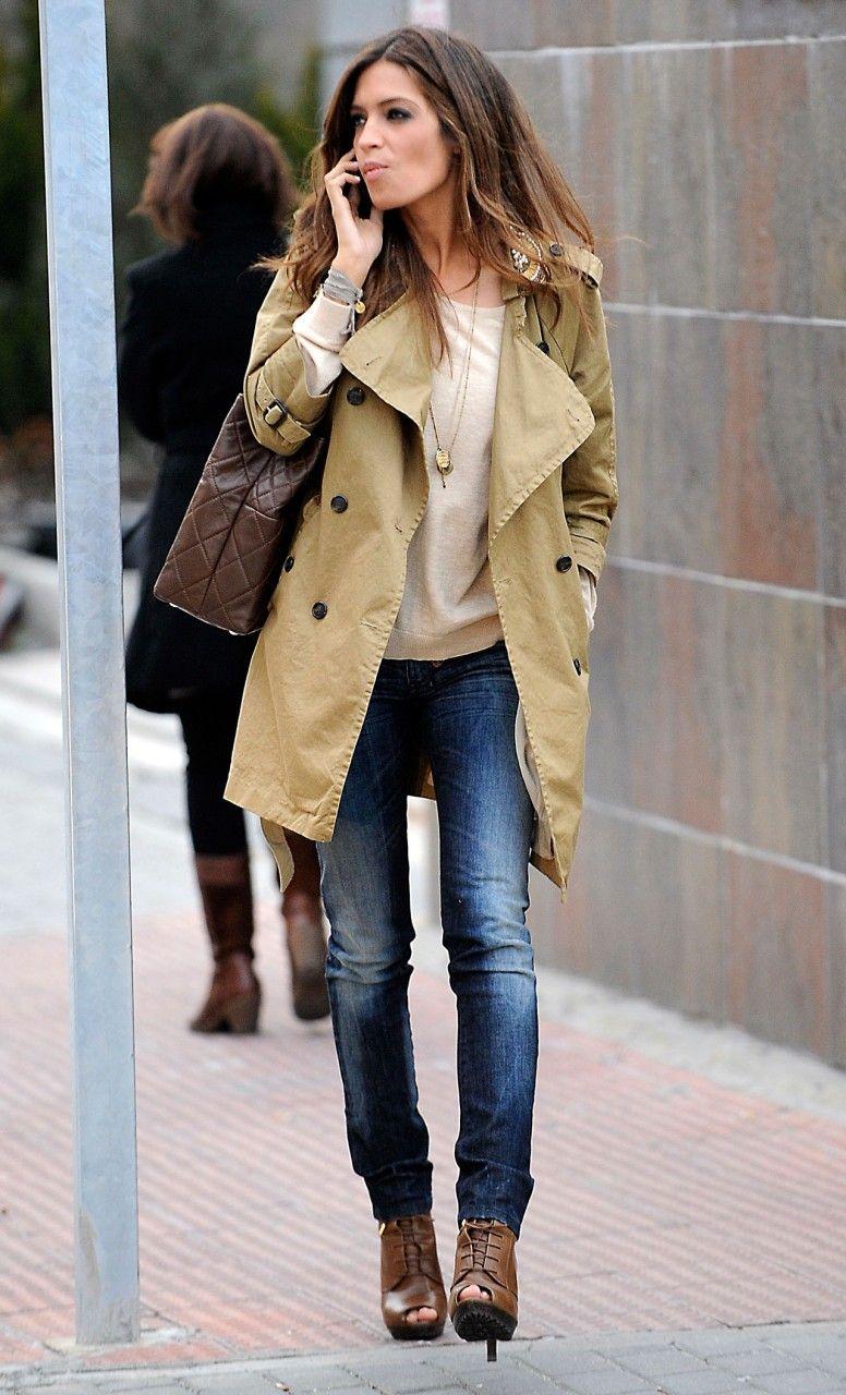2471ca2f165c Sara Carbonero | Sara Carbonero | Moda otoño, Moda de invierno y ...