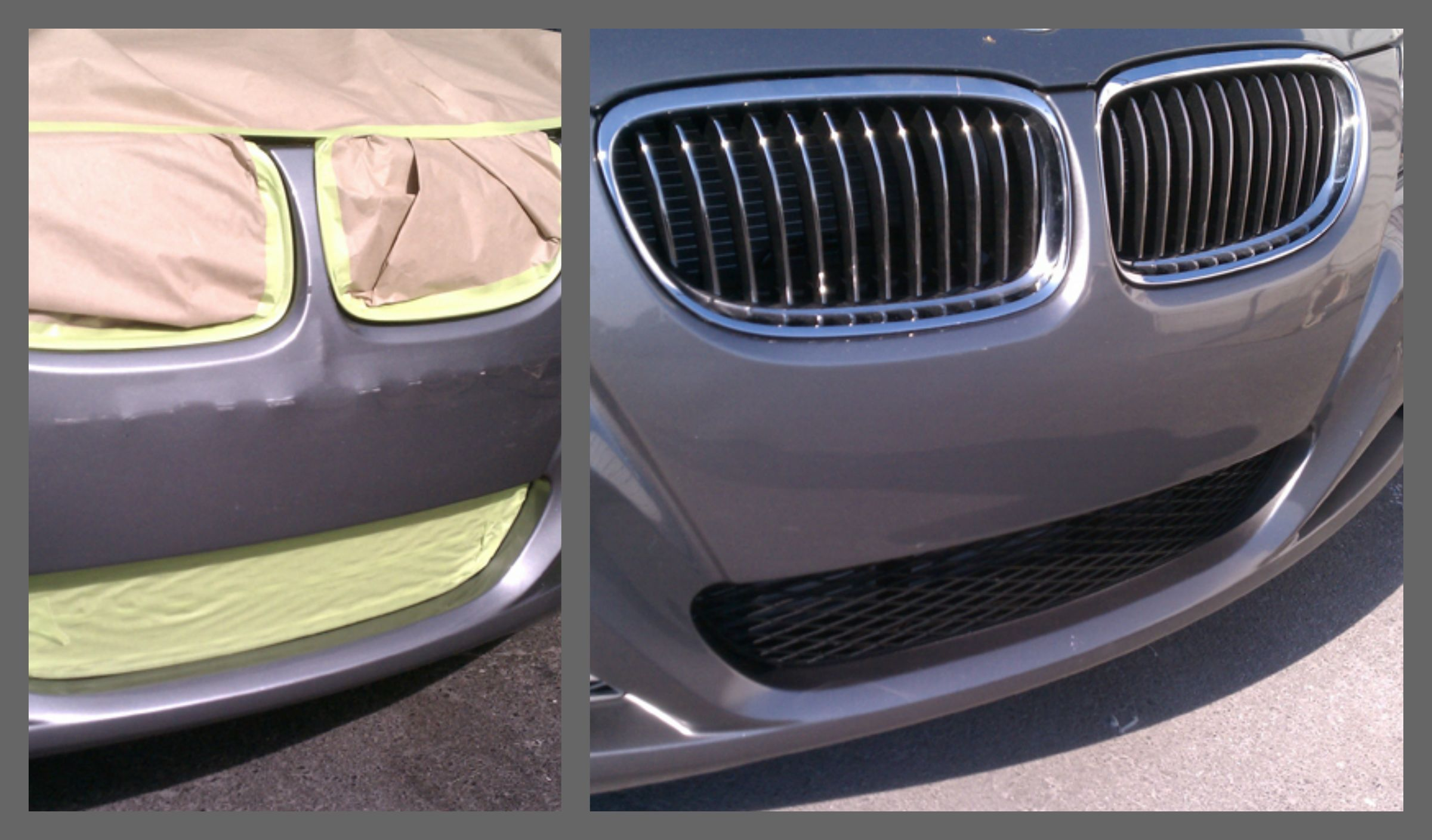 Check Out This Paint Repair On The Front Bumper M1 Can Fix All Of Your Bumper Whoops Paint Repair Repair Bumpers