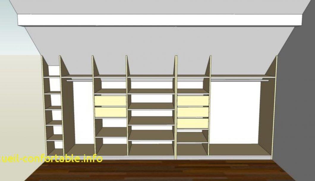 Le dressing d'angle est un module parfait si vous avez peu de place pour placer un grand dressing linéaire dans votre chambre. Rangement Sous Comble Ikea