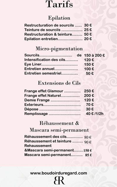 31++ Prix coiffeur inspiration
