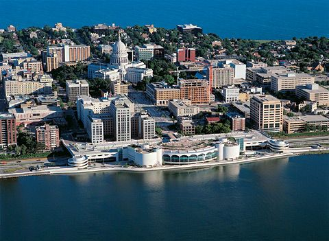 Madison, WI - visited here   neat college town   Madison