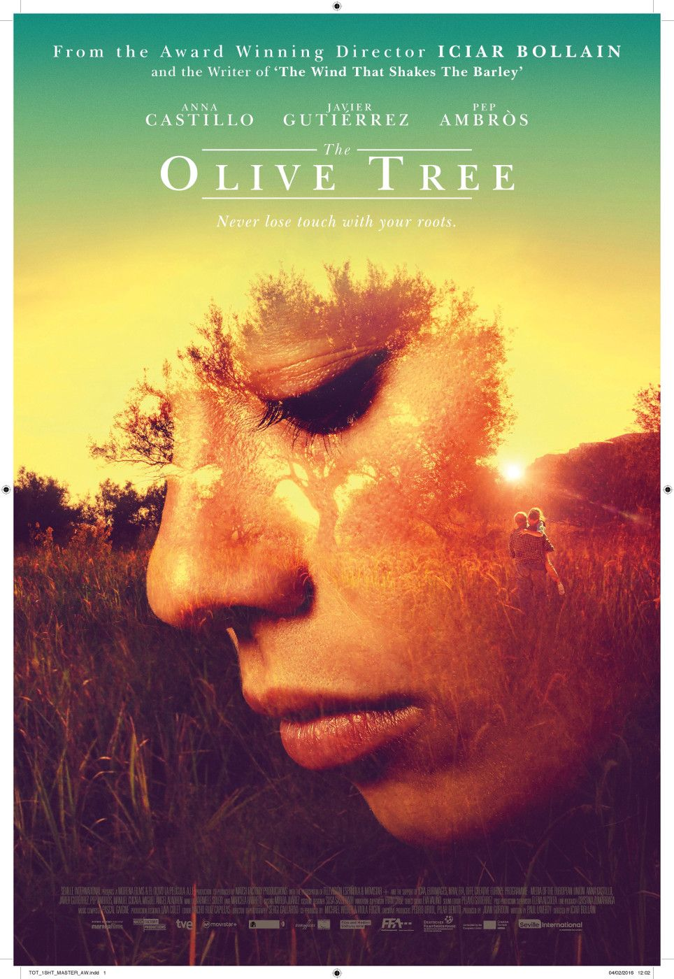 THE OLIVE TREE EL OLIVO Spain, Germany 98 min. DIRECTED BY