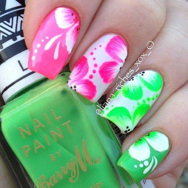 Instagram photo by liana_riches #nail #nails #nailart | uñas ...