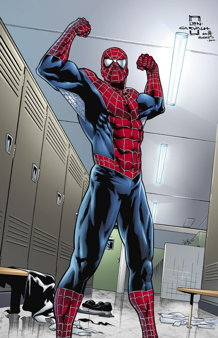 #Spiderman #Fan #Art. (Spidey Commission 2) By:ColorDojo. (THE * 5 * STÅR * ÅWARD * OF: * AW YEAH, IT'S MAJOR ÅWESOMENESS!!!™)[THANK Ü 4 PINNING!!!<·><]<©>ÅÅÅ+(OB4E)    https://s-media-cache-ak0.pinimg.com/474x/76/cd/28/76cd28b1fc2b983ce357e6d8c6822f88.jpg