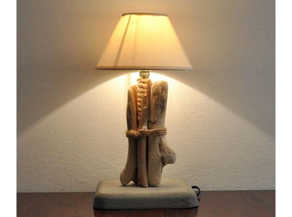 Lampade In Legno Di Mare : Contemporaneo lampade in legno tavolo in cristallo e legno goblin