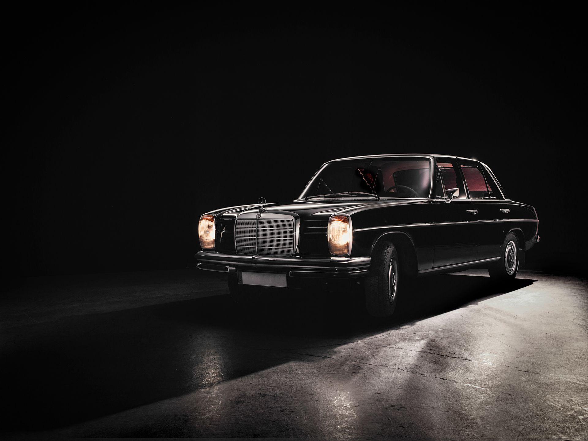 1969 Mercedes Benz
