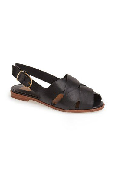 Dolce Vita 'Bay' Leather Sandal (Women) | Nordstrom