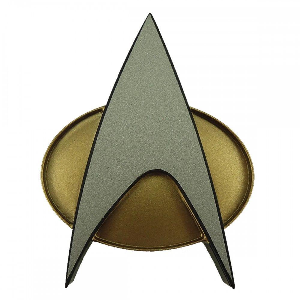 Star Trek The Next Generation Bluetooth Communications Badge | Wish ...