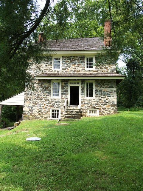 C 1725 John Chads House 003 Old Stone Houses Stone Cottages