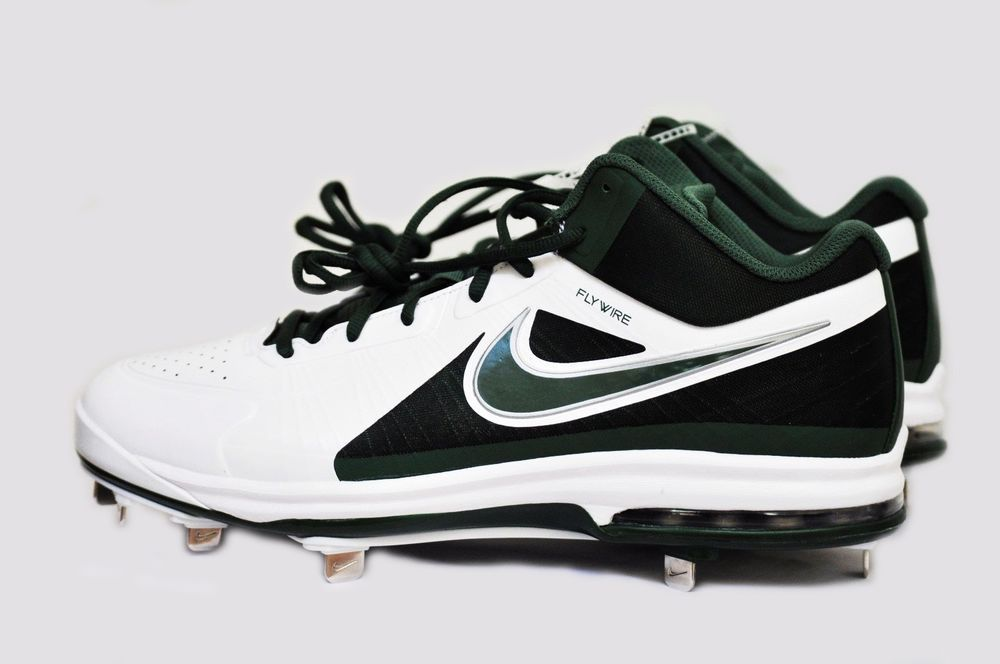 finest selection 04d9d 1a605 NIKE AIR MAX MVP ELITE ¾ METAL BASEBALL CLEATS Men s 12.5 NEW  Nike