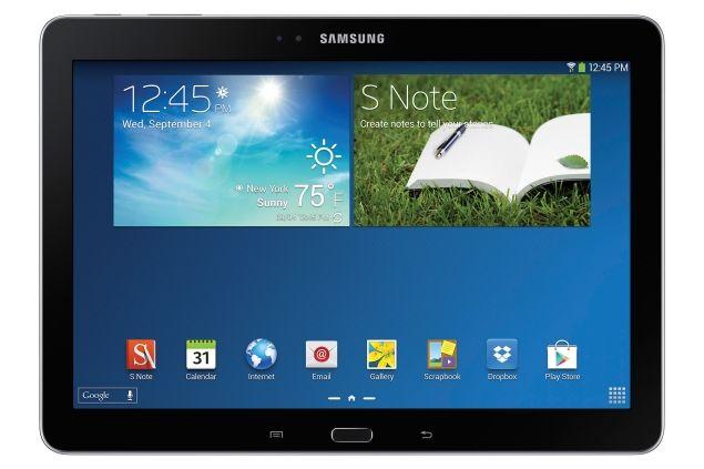 Samsung Galaxy Note 10 1 2014 Edition Review Com Imagens Wi Fi 1080p Cores
