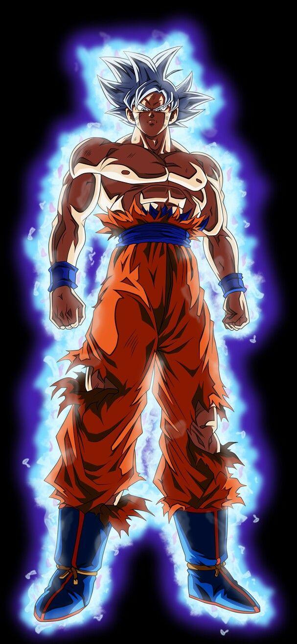 غوكو الغريزة الفائقة المكتملة In 2021 Dragon Ball Super Goku Dragon Ball Image Dragon Ball Super