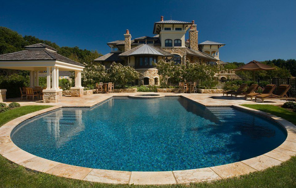 Rustic Swimming Pool Found on Zillow Digs Pool designs