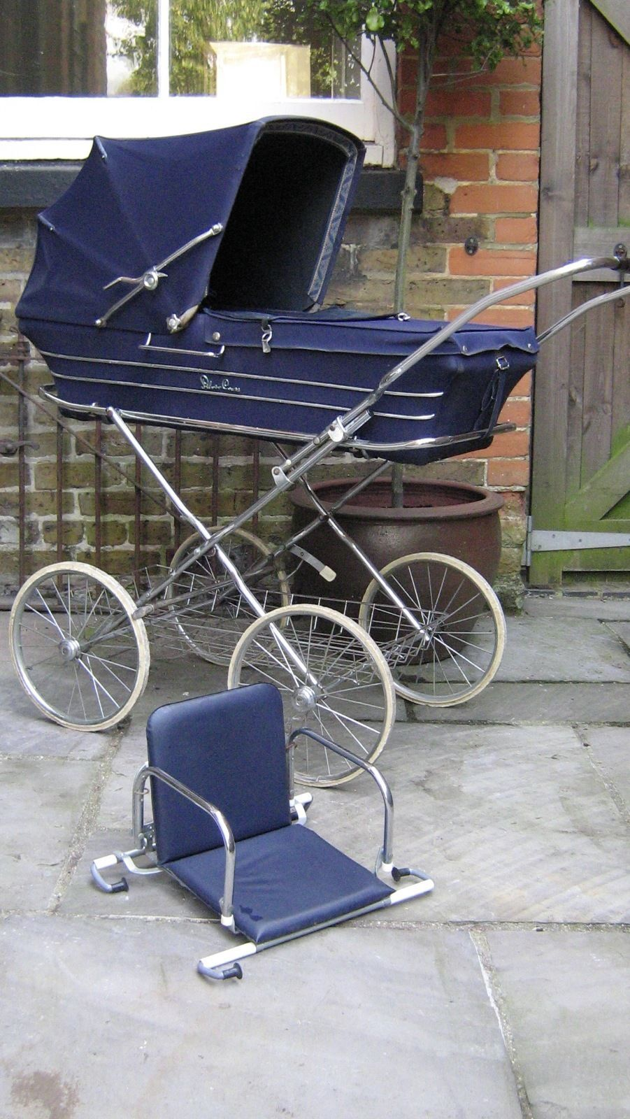 Silver Cross Pushchairs On Ebay Vintage Silver Cross Classic Sleepover Vintage Carriage
