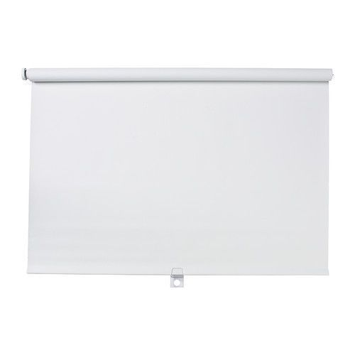 Ikea Tupplur Window Roller Shades Pull Up Blind Cordless Blackout White 34 X77 Curtains With Blinds Roller Blinds Blackout Blinds