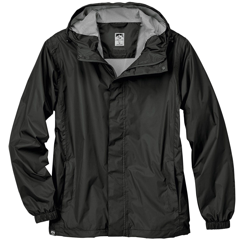 Storm Creek 6560 Men's Rupert Packable Rain Jacket