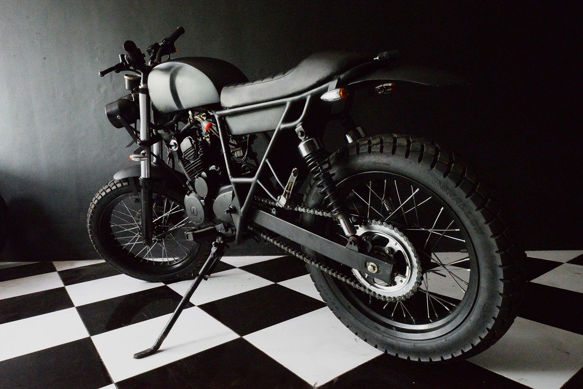 2005 honda tiger 200cc jap style