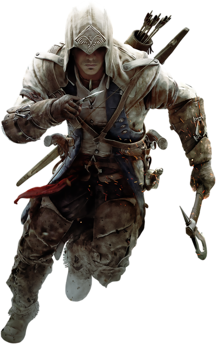 Assassin S Creed Iii Connor Kenway 2 By Ivances On Deviantart