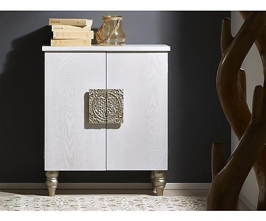 Mueble auxiliar en madera DM y de fresno Madison II | Proyecto ...