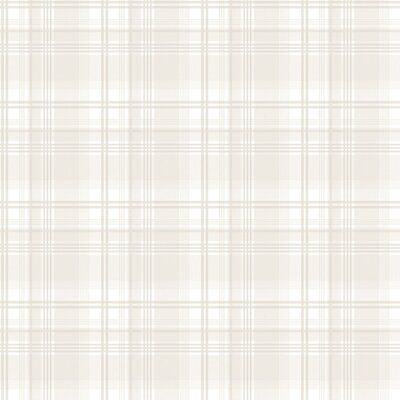 Galerie Wallcoverings Plaid 33' L x 21
