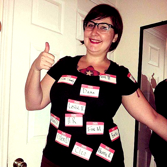 25 Best Work-Appropriate Halloween Costumes for the Office ... |Best Halloween Pun Costumes