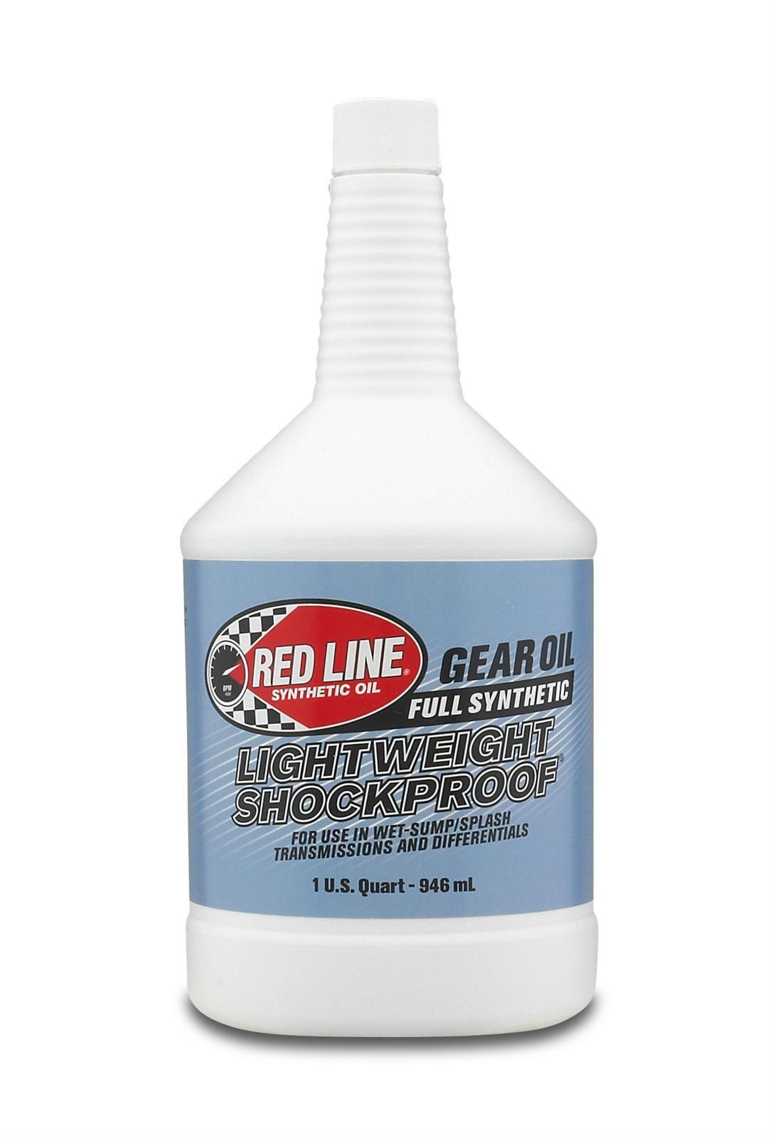 Red Line Lightweight Shockproof Gear Oil Oils Synthetic Oil Mitsubishi Evolution