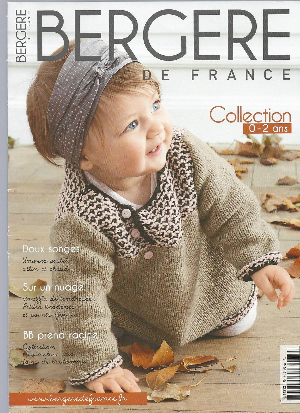 catalogue layette bergere de france