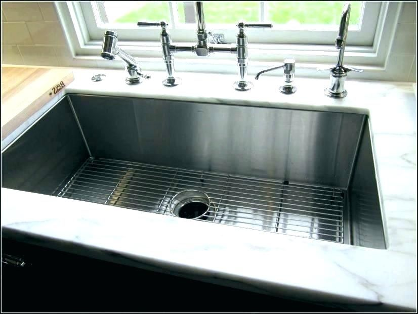 Deep Single Bowl Kitchen Sink Extra Sinks Most Lovable Stainless