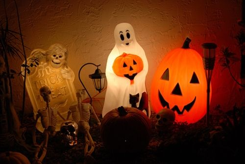 Halloween Decor At Michelles By Tiffanycsteinke On Flickr
