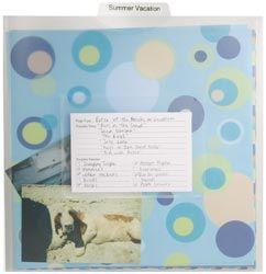 Cropper Hopper Page Planner 3/Pkg $5.99