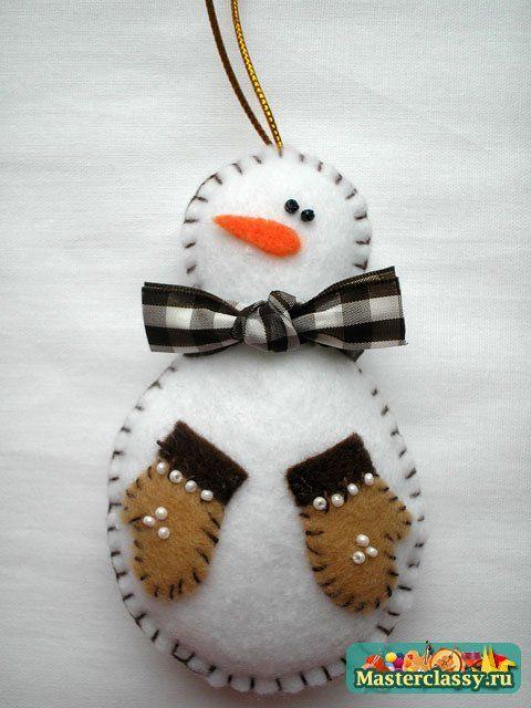 Игрушки своими руками снеговики из 471