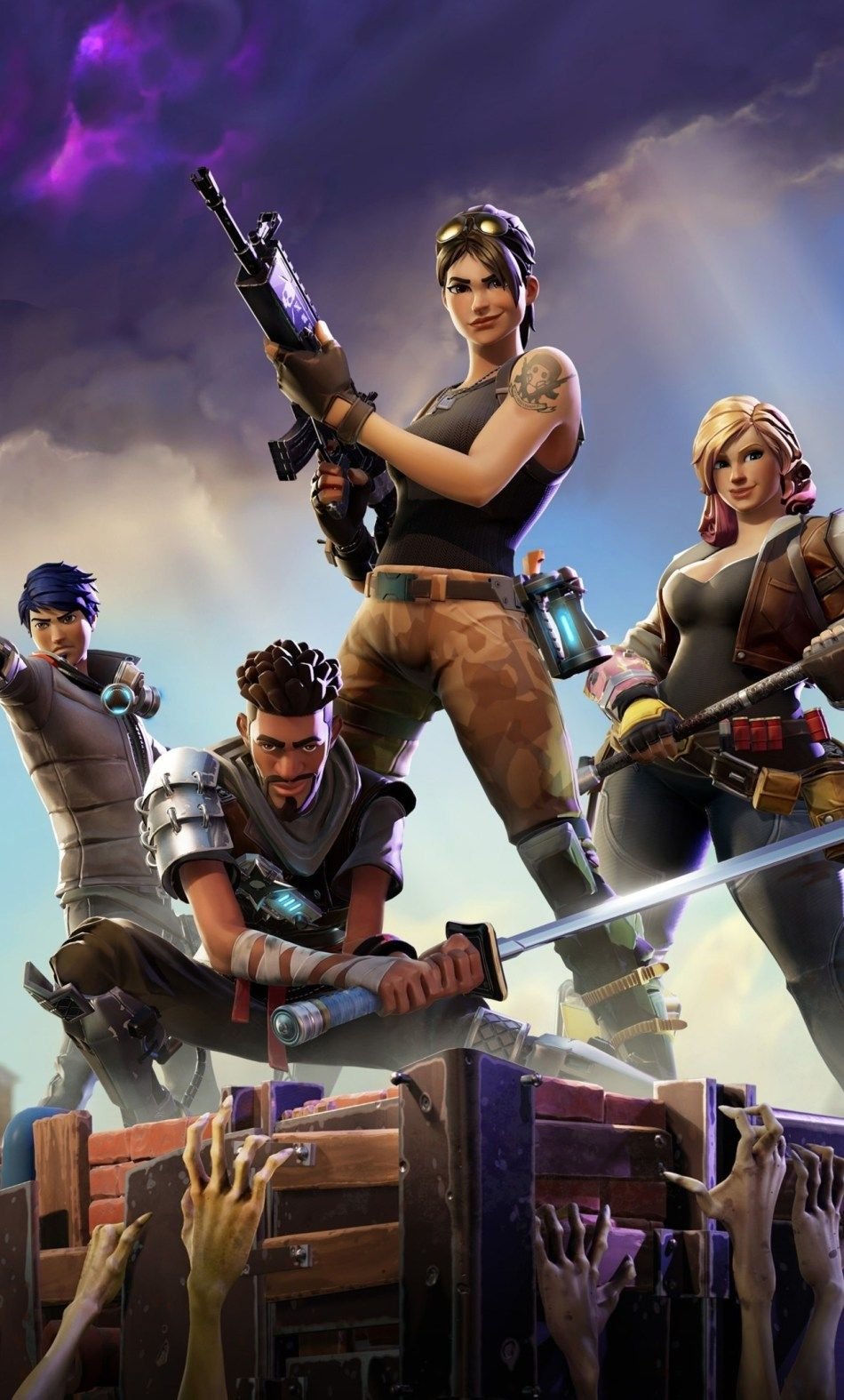 Top Free Fortnite Battle Royale Hd Wallpapers 1920x1080 Fortnite